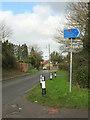 ST6280 : Rock Lane, Stoke Gifford by Derek Harper