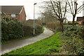 ST6280 : Path, Stoke Gifford by Derek Harper