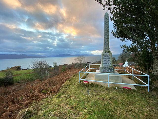 Sleat War Memorial