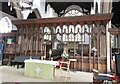 TM4290 : Beccles Church - Rood Screen by Colin Smith