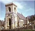 SP0933 : Snowshill St (Saint) Barnabas by Martin Richard Phelan
