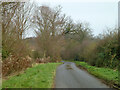 TL7604 : Woodhill Common Road by Robin Webster