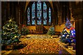 SJ4066 : The Leaves of the Tree at Chester Cathedral by Jeff Buck