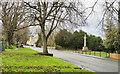 NZ1156 : War memorial, Hamsterley by Trevor Littlewood