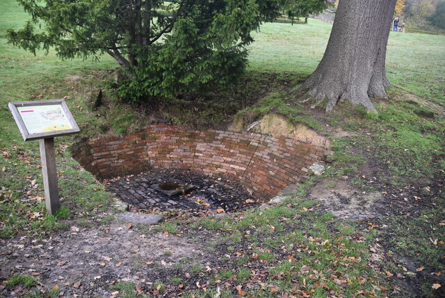 Chalybeate Spring, Dunorlan Park by N Chadwick