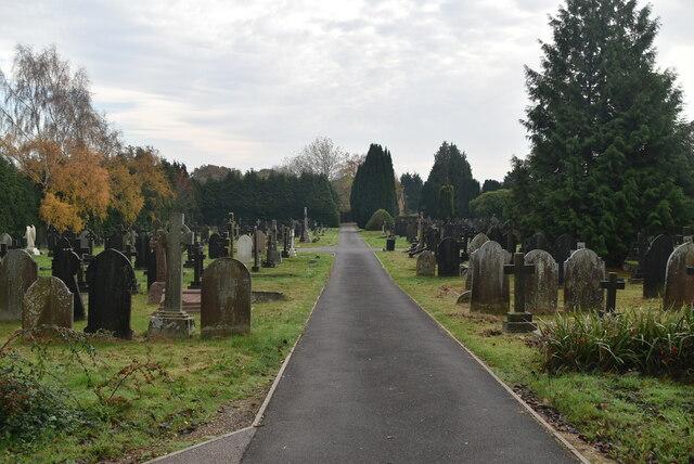 Kent & Sussex Cemetery