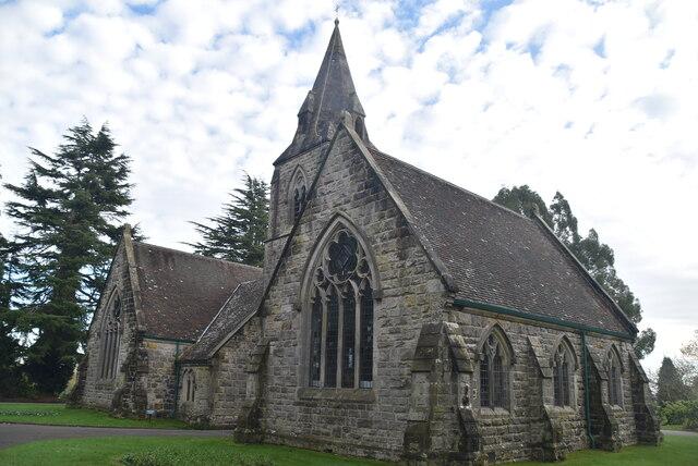 Mortuary chapels, Kent & Sussex Cemetery