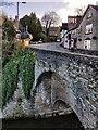 SO5174 : Ludford Bridge crossing the River Teme by Mat Fascione