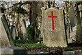 TQ3568 : Beckenham Cemetery by Peter Trimming