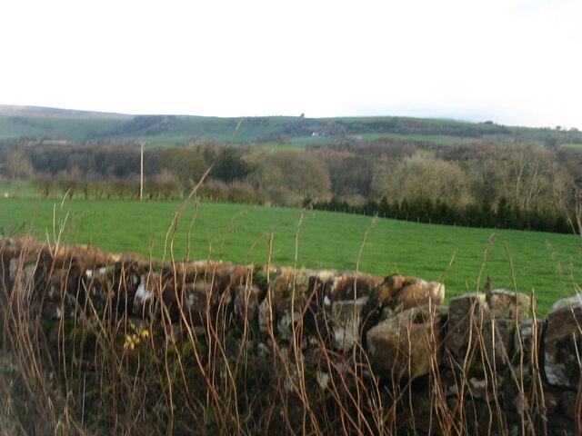 Country north of Armathwaite