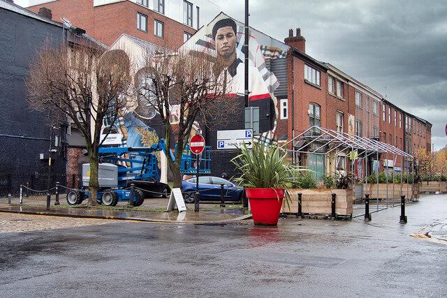 Manchester, Thomas Street