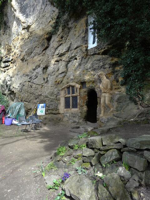 Chapel of Our Lady of the Crag, Knaresborough