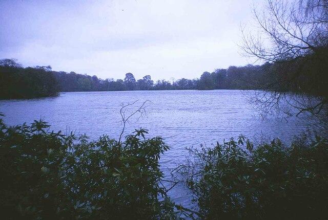 Bolam Lake, January 1970 (2)