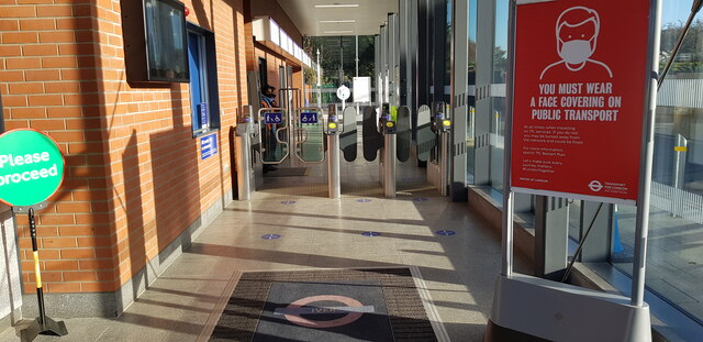 New Iver Station