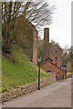 SJ6903 : Blists Hill Ironworks by Ian Capper