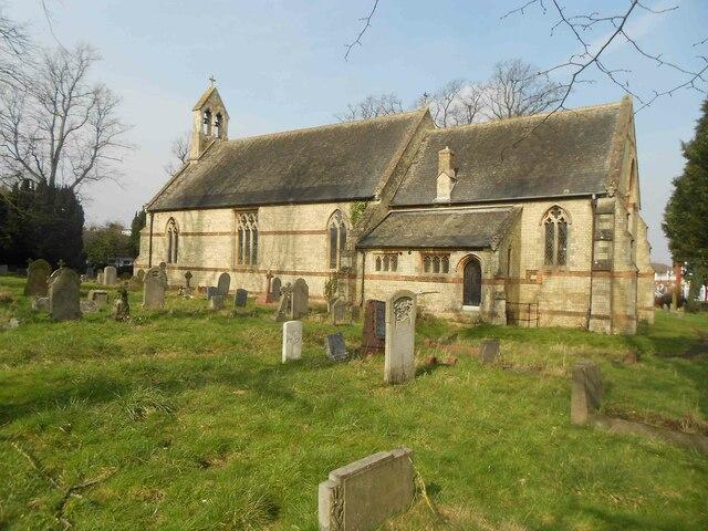 Luton: The Parish Church of Holy Trinity, Biscot
