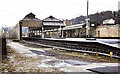 SD5390 : Railway station at Oxenholme, 1979 by Trevor Littlewood
