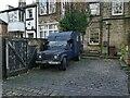 SE2835 : Old ambulance by Stephen Craven