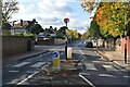 TQ1370 : Broad Lane by N Chadwick