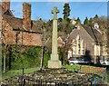 SO7875 : Former churchyard cross, Bewdley by Mat Fascione
