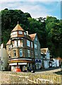 SS7249 : Aladdin's Cave Gift Shop, The Esplanade, Lynmouth by Martin Tester