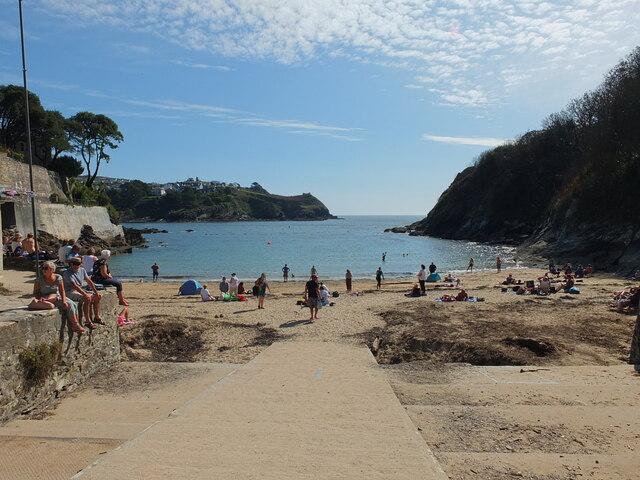 Readymoney Beach, Cornwall