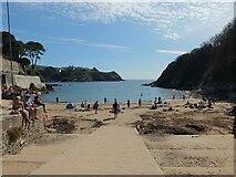 SX1151 : Readymoney Beach, Cornwall by Gary Rogers