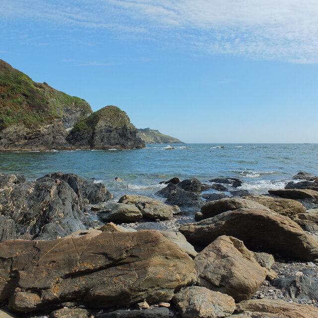 Penventinue Cove, Cornwall