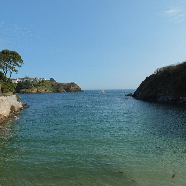 Readymoney Cove, Cornwall