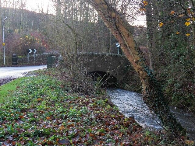 Bridge over Motray Water, Kilmany