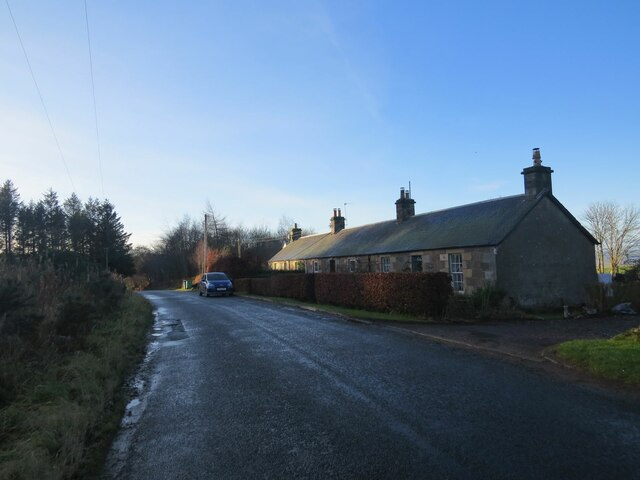 Cottages at Corbiehill