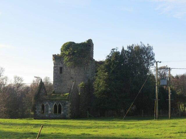 Mountquhanie Castle