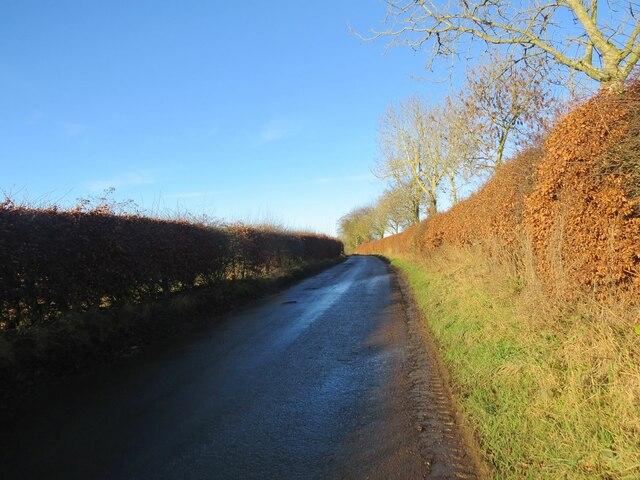 Road to Hazelton Walls