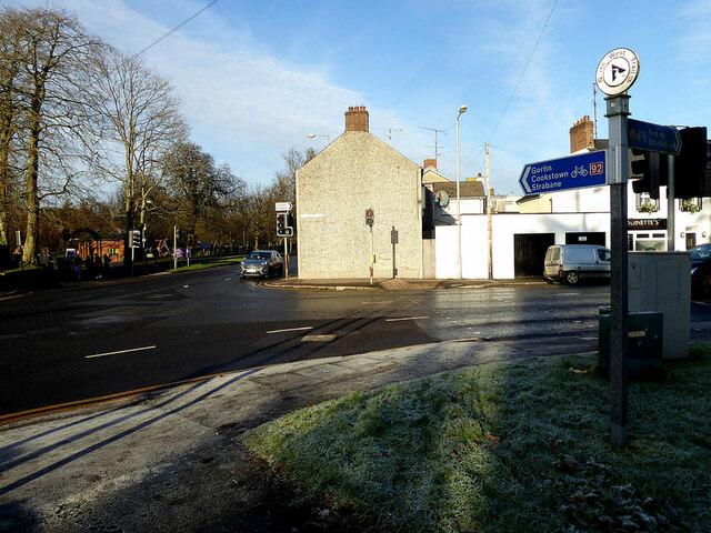 Crossroads, Lisnamallard, Omagh