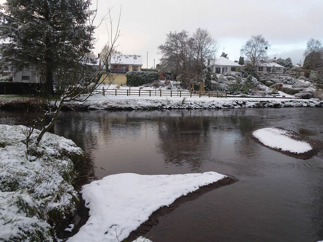 Camowen River, Cranny / Mullaghmore