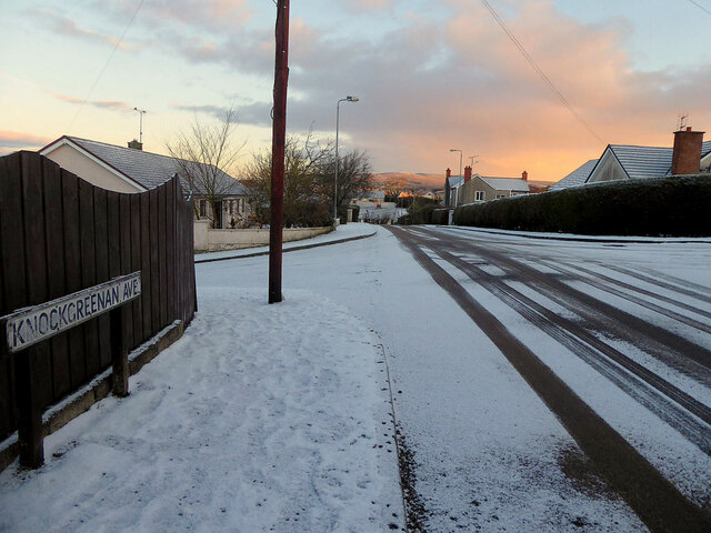 Knockgreenan Avenue, Omagh