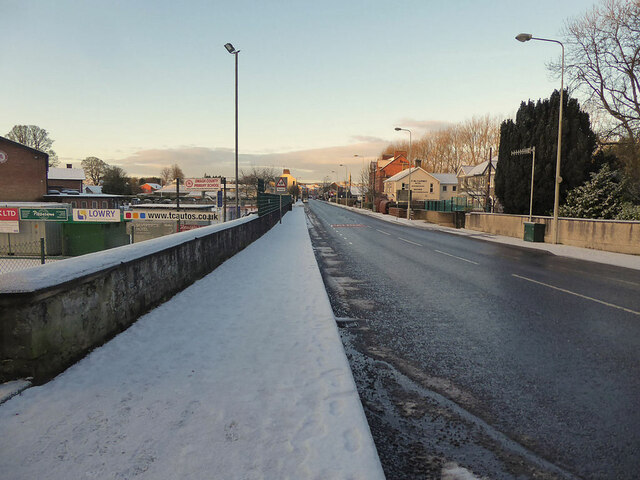 Campsie Road, Omagh