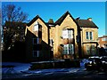 SE2435 : Broad Dyke Lodge, Westover Road, Bramley by Stephen Craven