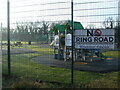 ST6166 : No Ring Road at the park by Neil Owen