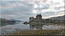 NG8825 : Eilean Donan Castle by Sandy Gerrard