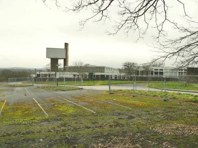 Former Leeds City College campus - derelict buildings (1)