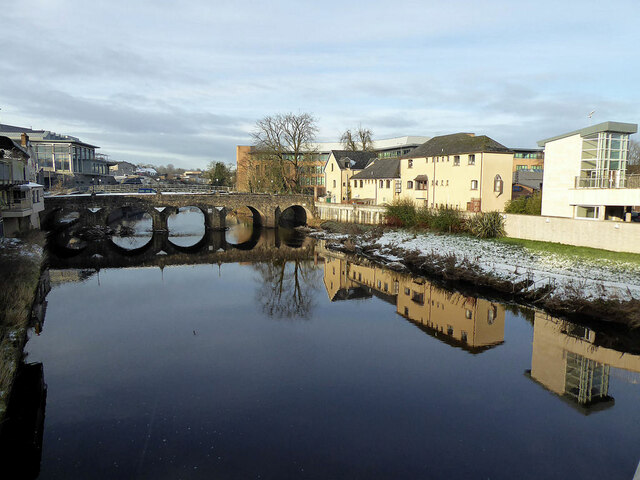 Cool and still water, Omagh