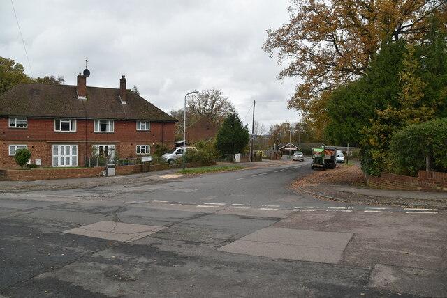 Greggs Wood Rd by N Chadwick