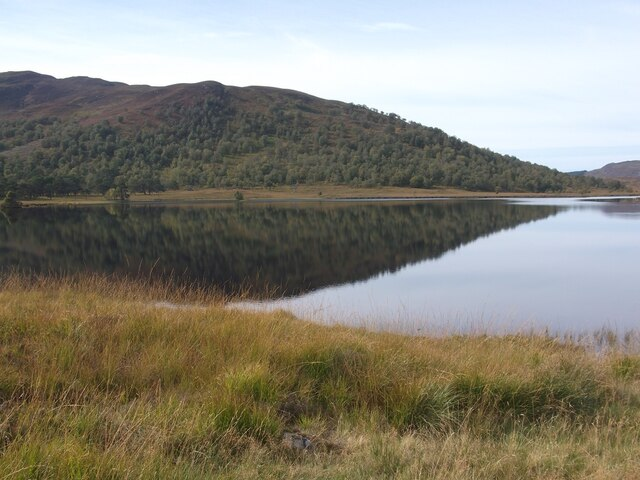Loch Monaghan by Richard Webb