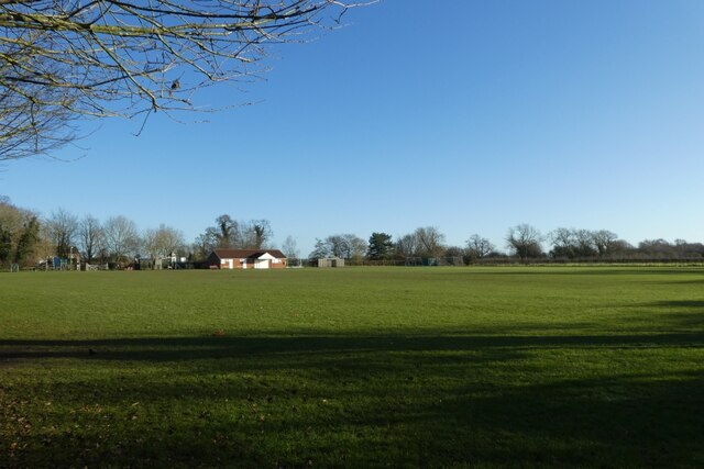 Recreation ground near the Outgang