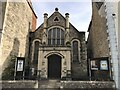 SP4416 : Woodstock Methodist Church by Jonathan Hutchins