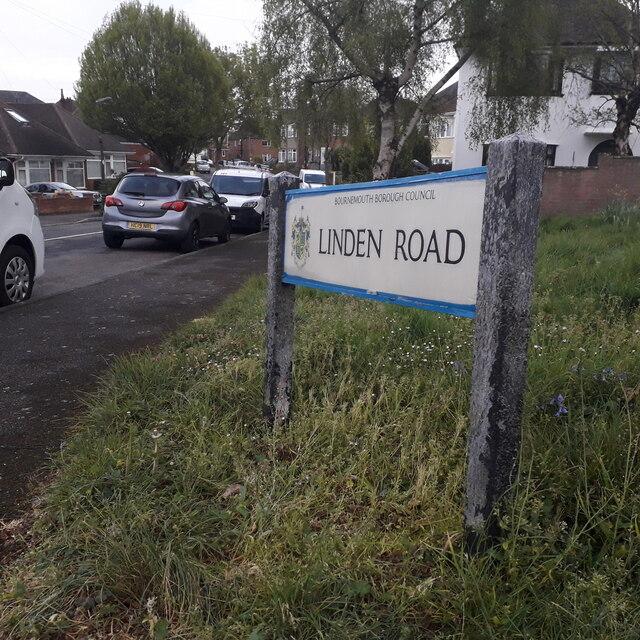Moordown: Linden Road