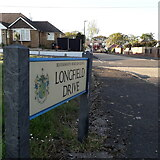 SZ0696 : Bear Cross: Longfield Drive by Chris Downer