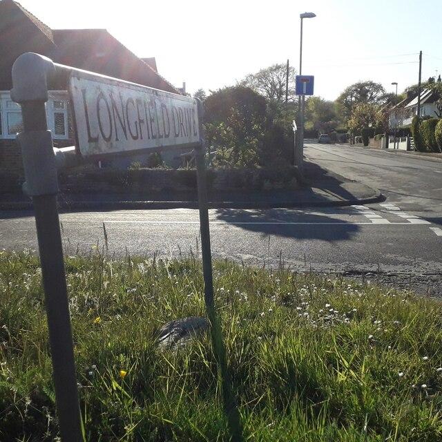West Parley: Longfield Drive
