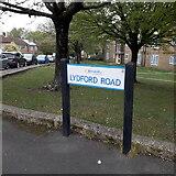 SZ0694 : West Howe: Lydford Road by Chris Downer
